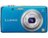 Фотоаппарат Panasonic DMC-FS40EE-A Blue