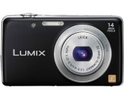 Фотоаппарат Panasonic DMC-FS40EE-A Black