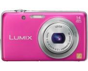Фотоаппарат Panasonic DMC-FS40EE-A Pink