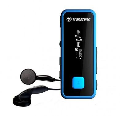 MP3-флэш плеер Transcend T-Sonic 350 8 GB Blue
