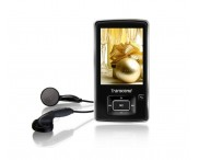 MP4-флэш плеер Transcend T-Sonic 870 8 GB Black