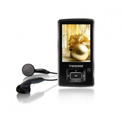 MP4-флэш плеер Transcend T-Sonic 870 8 GB Black