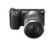 Цифровая системная фотокамера Sony NEX-5RK Kit (18-55) Black