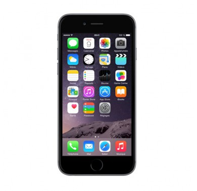 Смартфон Apple iPhone 6 16GB (Space Gray)